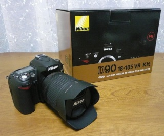 Enlarge the picture of Nikon D90